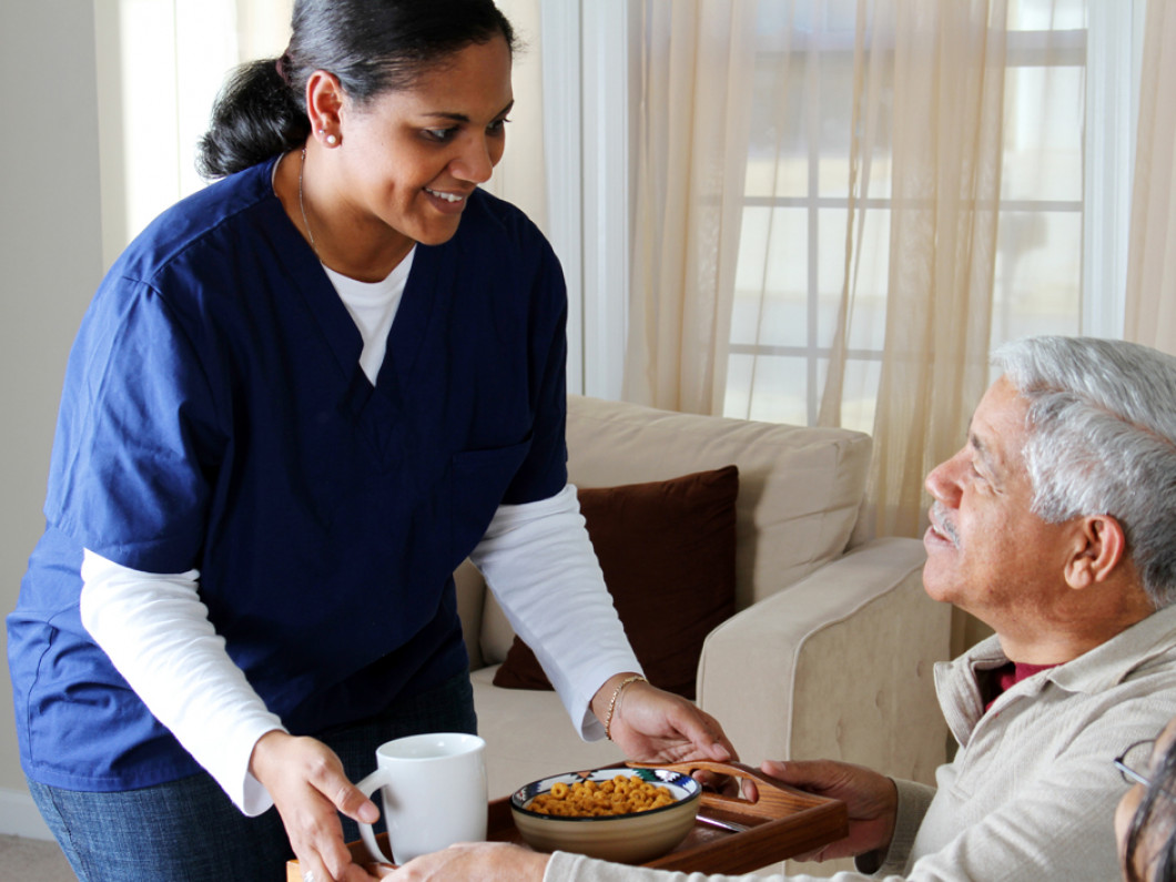 Trust the Hospice Care Team at CHI Health at Home to provide comfort when your loved one needs it most!
